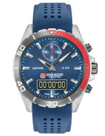 Часы мужские Swiss Military Hanowa 06-4298.3.04.003 Sword