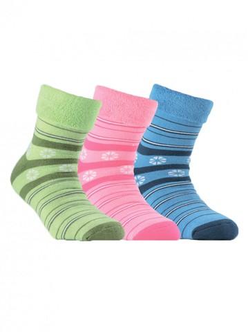 Детские носки Sof-Tiki 6С-19СП (махровые с отворотом) рис. 043 Conte Kids