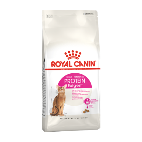 Royal Canin Exigent Protein Preference Сухой корм для кошек, привередливых к составу корма 1-12 лет
