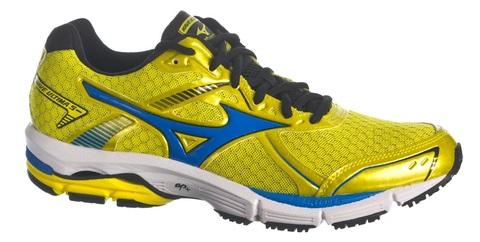 Mizuno Wave Ultima 5 Кроссовки беговые мужские желтые