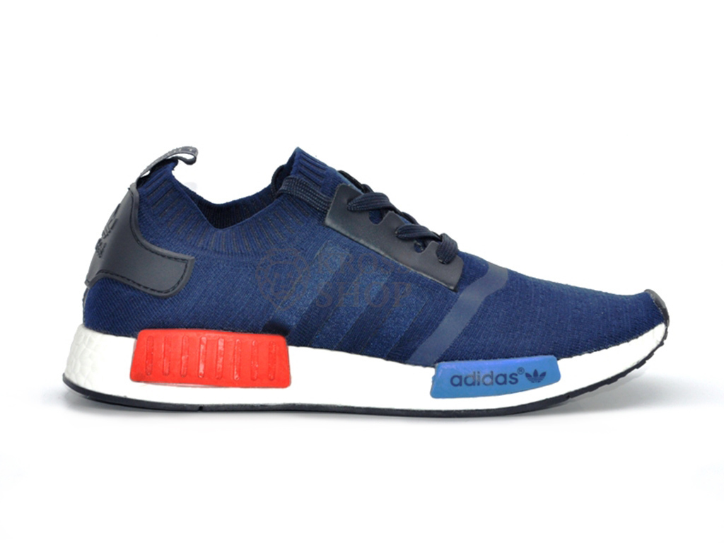Adidas Originals Men's NMD Runner Blue