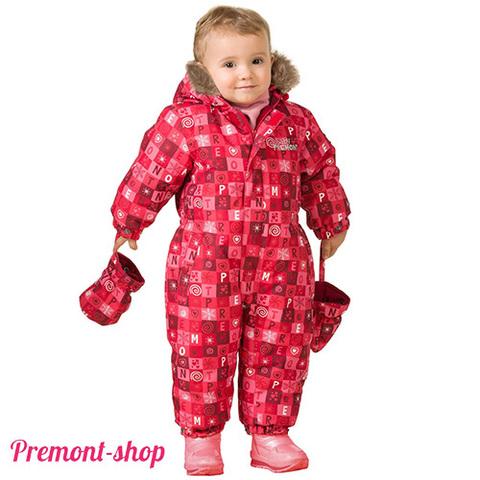 Комбинезон Premont Красные льдинки