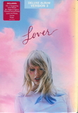 Taylor Swift / Lover (Deluxe Edition #3) (CD)