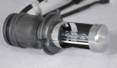 Биксеноновая лампа H4 H/L Philips 5000К, шт