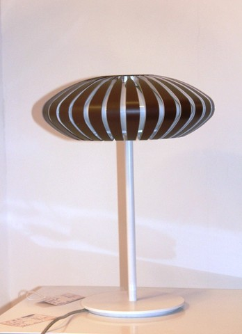 replica table lamp MARANGA  ( 50 см ) coffee