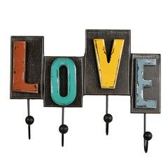 вешалка «love» 30x3x25 см