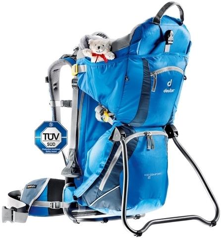 рюкзак-переноска Deuter Kid Comfort II