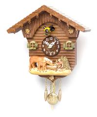 Часы настенные с кукушкой Tomas Stern 5013