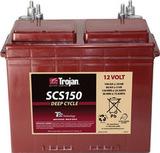 Тяговый аккумулятор Trojan SCS150 ( 12V 100Ah / 12В 100Ач ) - фотография
