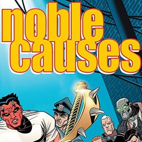 Noble causes - Blood & water 4