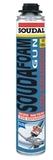 Пена монтажная пистолетная Соудафоам ЛЕ с низким расширением 750мл (12шт/кор)