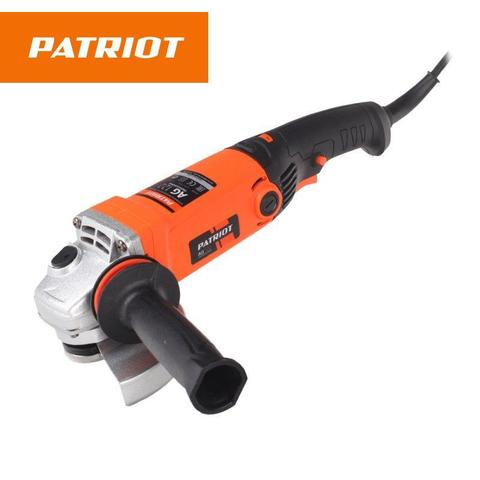 Угловая шлифмашина PATRIOT AG 122