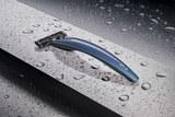 Бритва Bolin Webb R1-S, синяя, Gillette Mach3 (BW R1-S BLU)