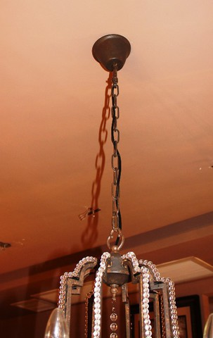 vintage chandelier  01- 29 ( by Funky Vintage )