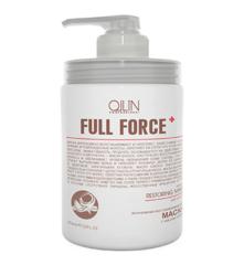 OLLIN full force интенсивная восстанавливающая маска с маслом кокоса 650мл