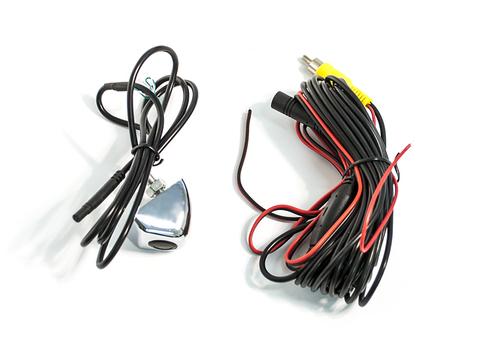 Универсальная камера заднего вида AVIS Electronics AVS311CPR (980 CCD Chrome)