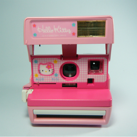 Polaroid Hello Kitty