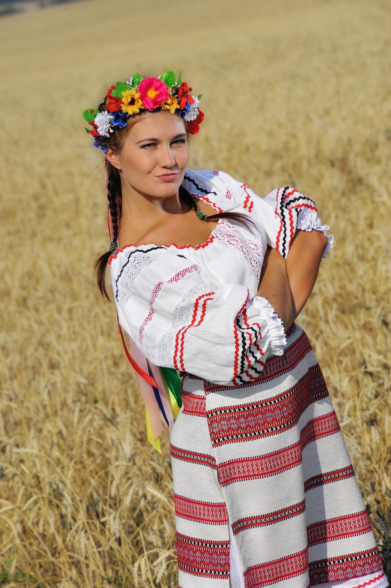 Костюм Девчиночка для выступлений