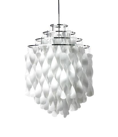 replica Verner Panton  Spiral pendant lamp (white)