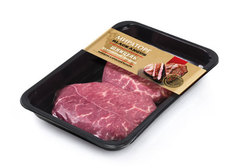 Шницель из говядины охлажденный, 430г