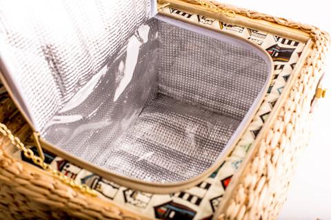 Корзина-холодильник для пикника Margo на 2 персоны