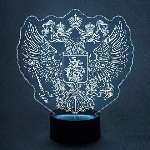 Двуглавый орел - Герб России