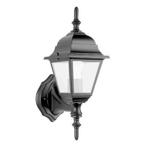 Светильник садово-парковый, 60W 230V E27 черный, 4101 (Feron)