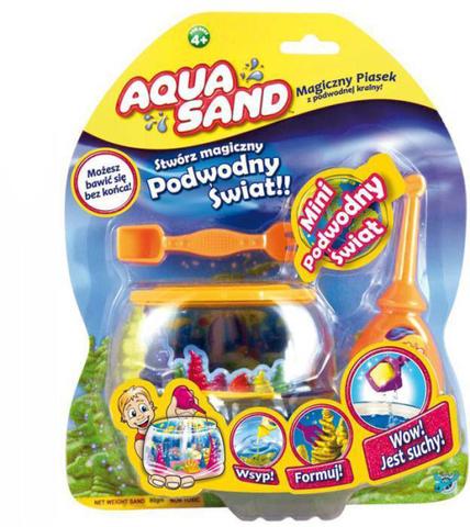 Aqua Sand - Подводный мир