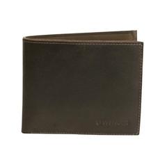 Портмоне WENGER Cloudy, цвет коричневый, воловья кожа, 12х2х9,5 см
