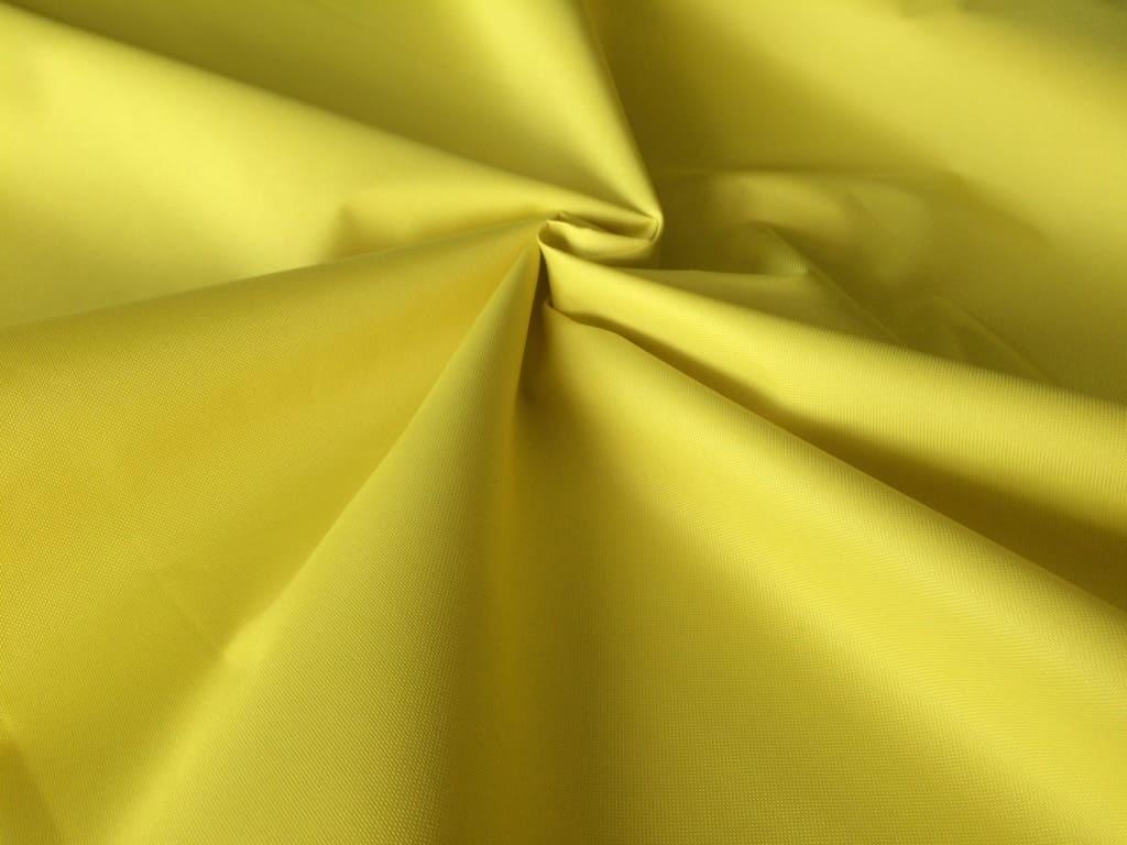 Тентовая ткань 600Д полиэстер лимон
