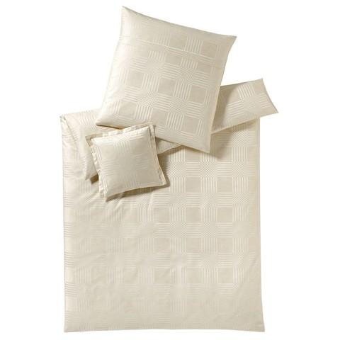 Постельное белье 2 спальное евро Elegante Palladium бежевое