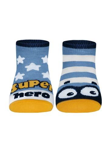Детские носки Весёлые Ножки 17С-10СП рис. 283 Conte Kids