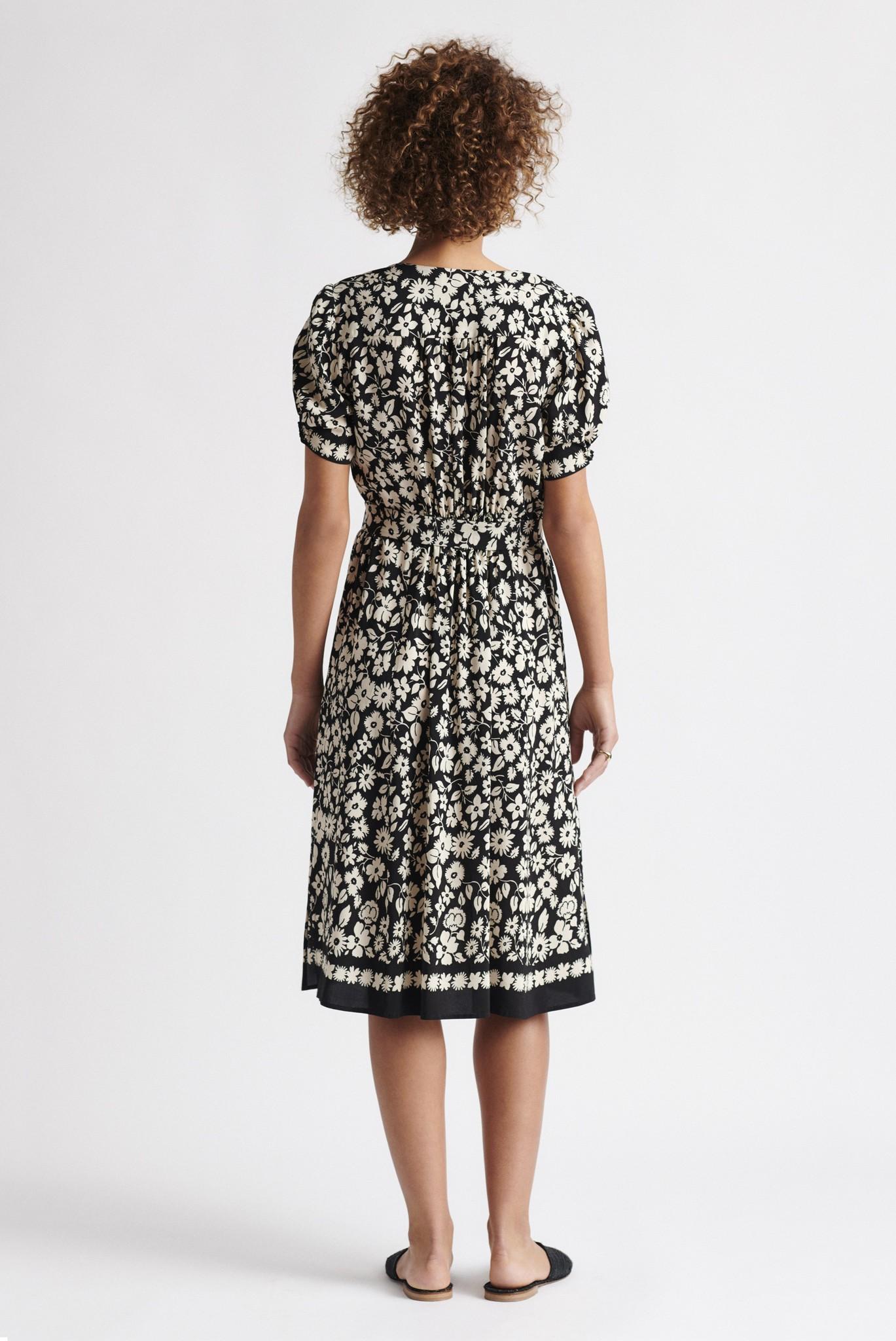 STEFANIA - Платье в цветочек