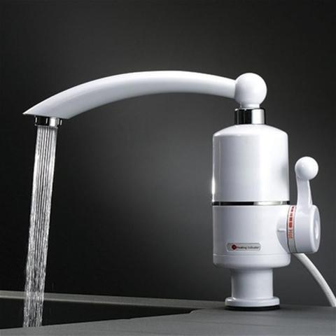 Supretto кран-водонагреватель проточный