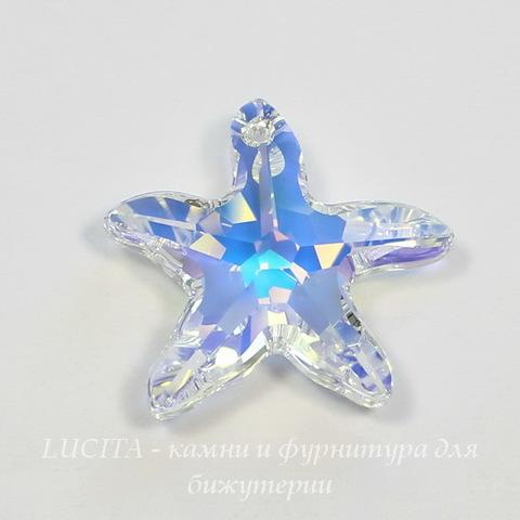 6721 Подвеска Сваровски Морская Звезда Crystal AB (20 мм)