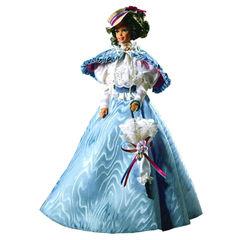 Коллекционная Кукла Барби Девушка Гибсона (Gibson Girl) - Великие Эры, Mattel