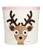 Корзина для хранения 3 Sprouts Коричневый Олень (Deer IBNDEE) 00042