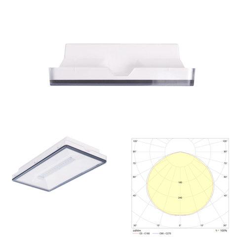 Vella LED SO IP65 Аварийные светильники антипанического освещения для открытых пространств