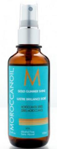 MOROCCANOIL Спрей для придания волосам мерцающего блеска / GLIMMER SHINE SPRAY