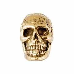 Трофейный череп кулон