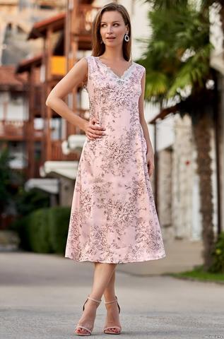Длинная ночная сорочка Mia Amore 8698