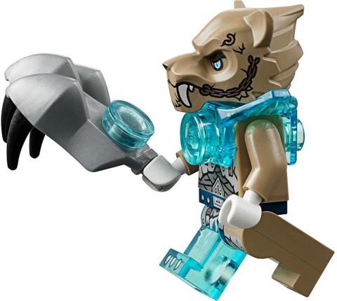 LEGO Chima: Ледяной мамонт-штурмовик Маулы 70145 — Maula's Ice Mammoth Stomper — Лего Чима