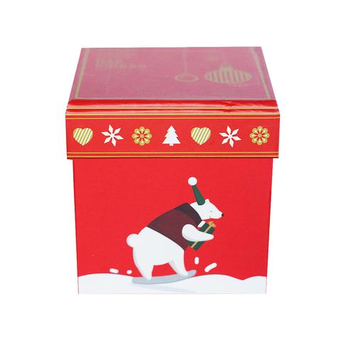 Коробочка Christmas Bear