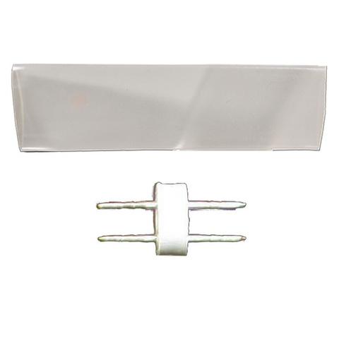 соединительный штырь и термоусадочная трубка для шланга LEDдюралайт пвх прозрачный круглый светодиодный