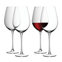 Набор из 4 бокалов для красного вина
