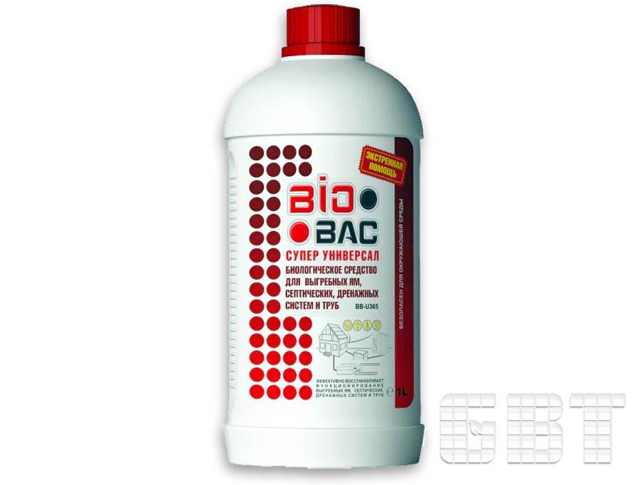 Средство для выгребной ямы BioBac SU