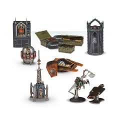 Sector Imperials: Objectives