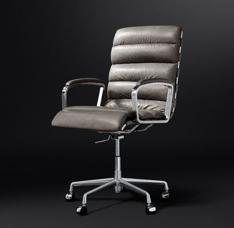 Oviedo Leather Desk Chair
