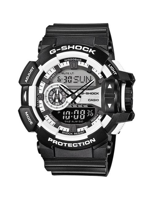 Часы мужские Casio GA-400-1AER G-Shock
