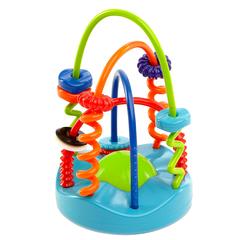 Oball Развивающая игрушка 'Веселые спиральки' (81509)